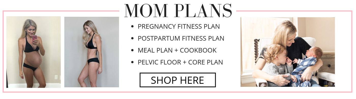 Lauren gleisberg mom plan fitness